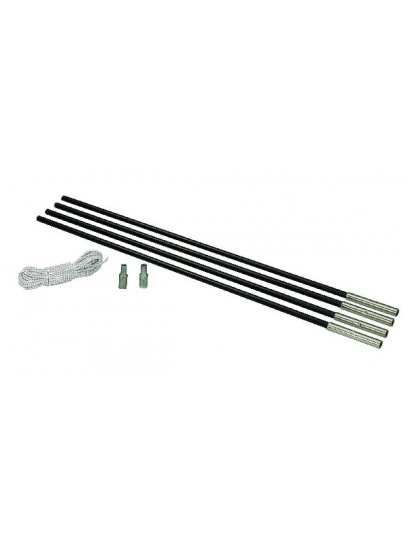 Pałąki do namiotu Pole Kit Ø 12,7 mm 4x75 - Brunner