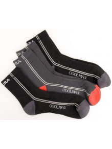 Skarpetki ENDURA - CoolMax Stripe Socks Mixed 3-pack