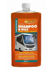 Citrus Shampoo+Wachs500ml